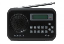 Roberts Play DAB/DAB+/FM RDS digital radio with built-in