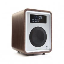 Ruark R1 MK3 Deluxe Table Top Radio with Bluetooth - Walnut Veneer front