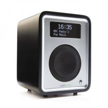 Ruark R1 MK3 Deluxe Table Top Radio with Bluetooth - Soft Black angle
