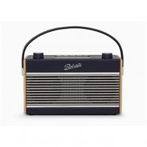 Roberts Radio Rambler BT Stereo DAB/DAB+/FM Bluetooth Digital Radio - Navy Blue front