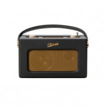 Roberts RD70BLK DAB+/DAB/FM Radio with Bluetooth - Black front
