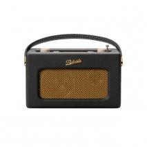 Roberts RD70BLK DAB+/DAB/FM Radio with Bluetooth - Black front