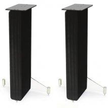 Q Acoustics QA2120 Concept 20 Speaker Stand Pair in Black