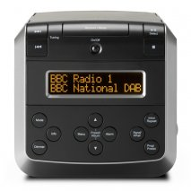 Roberts Sound 48 DAB DAB+ FM CD Radio in Black