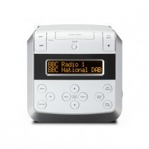 Roberts Sound 48 DAB DAB+ FM CD Radio in White