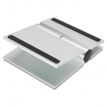 SoundXtra Universal Desk Stand Small Pair in Aluminium