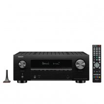 Denon AVC-X3700H 9.2ch 8K AV Amplifier with Heos Built in and Voice Control