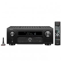 Denon AVC-X6700H 11.2 ch 8K AV Amplifier with Heos Built-in and Voice Control in Black