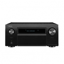 Denon AVC-X8500HA 13.2 Ch 8K AV Amplifier with 3D Audio, Heos and Voice Control - Black front