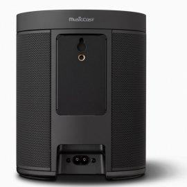 Yamaha MusicCast 20 Wireless Speaker in Black back