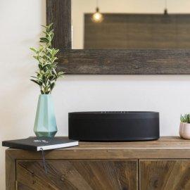 Yamaha MusicCast 50 Wireless Speaker in Black