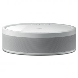 Yamaha MusicCast 50 Wireless Speaker in White front