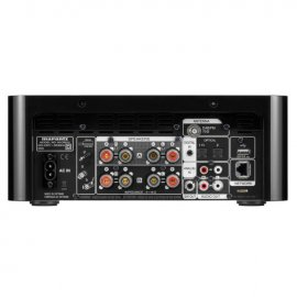 Marantz MCR612 Melody X Hi-Fi Network System - Black back