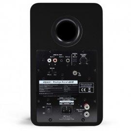 Elipson Prestige Facet 6B BT Wireless Bookshelf Speakers in Black back