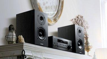 Yamaha MCRN470D MusicCast PianoCraft Hi-Fi System