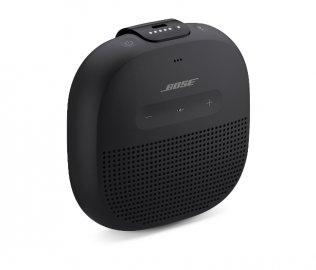 Bose SoundLink Micro Bluetooth Speaker in Black Side