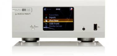 Music Fidelity M1CLiC Pre-Amplifier Ex Display