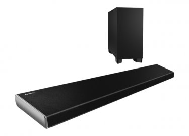 Panasonic SCHTB690 NFC Bluetooth 4K 3.1 Channel Soundbar with Wireless Subwoofer Zoom