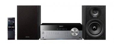 Sony CMTSBT100B NFC Bluetooth HiFi System Full