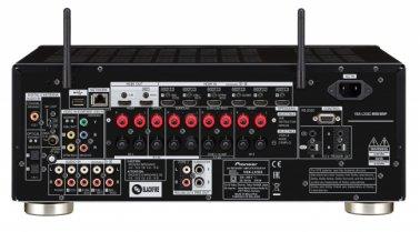 Pioneer VSXLX302B 7.1-Channel 4K Ultra HD Receiver