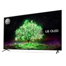 LG OLED65A16LA 2021 65 inch A1 4K OLED Smart TV angle