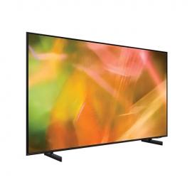 Samsung UE43AU8000 2021 43 inch AU8000 Crystal UHD 4K HDR Smart TV angle