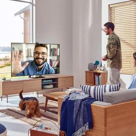 Samsung UE43AU9000 2021 43 inch AU9000 Crystal UHD 4K HDR Smart TV