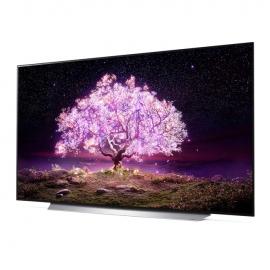 LG OLED55C16 2021 55 inch C1 4K Smart OLED TV angle