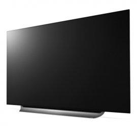 LG OLED55C9P 55 inch OLED 4K Smart TV angle