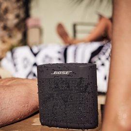 Bose SoundLink® Colour Bluetooth® Speaker II - Soft Black