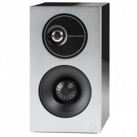 Definitive Technology D7 High Performance Bookshelf Speakers in Black front