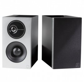Definitive Technology D7 High Performance Bookshelf Speakers in Black pair