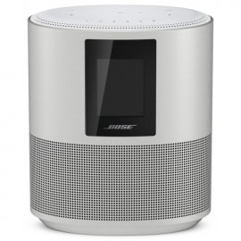 Bose Wireless Home Speaker 500 with Amazon Alexa - Lux Silver front