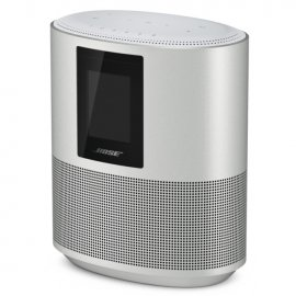 Bose Wireless Home Speaker 500 with Amazon Alexa - Lux Silver angle