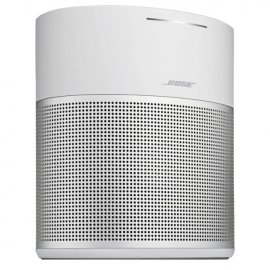 Bose Home Speaker 300 Smart Speaker with Voice Control - Silver side