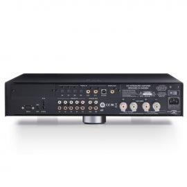 Primare I25 Prisma Integrated Amplifier in Black back