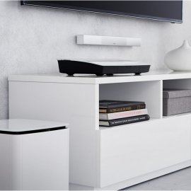 Bose Lifestyle 650 Home Cinema System in White