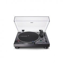 Audio Technica AT-LP120X Manual Direct-Drive Turntable with Analogue & USB front