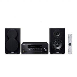 Yamaha MCRN470D MusicCast PianoCraft Hi-Fi System front