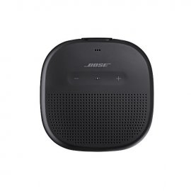 Bose SoundLink Micro Bluetooth Speaker in Black Front