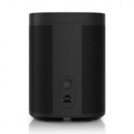 Sonos One Wireless Speaker with Amazon Alexa in Black - Gen 2 back