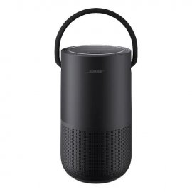Bose Portable Wireless Bluetooth Home Speaker with Voice Control - Black handle