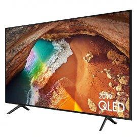 Samsung QE55Q60RA 55 inch QLED 4K Quantum HDR Smart TV angle