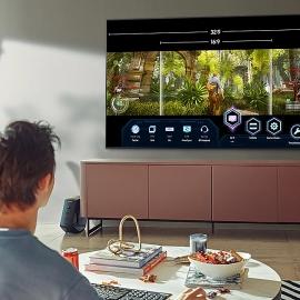 Samsung QE65Q70AA 2021 65 inch Q70A QLED 4K HDR Smart TV