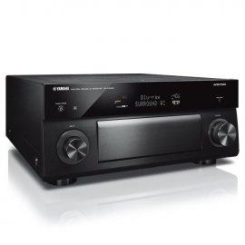 Yamaha RXA3080 9.2 Channel Aventage MusicCast AV Receiver in Black angle