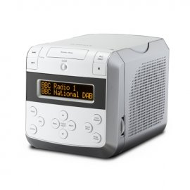 Roberts Sound 48 DAB DAB+ FM CD Radio in White side