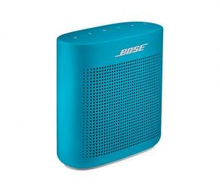 Bose SoundLink® Color Bluetooth® Speaker II - Aquatic Blue side