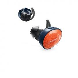 Bose SoundSport Free Wireless In-Ear Headphones in Bright Orange