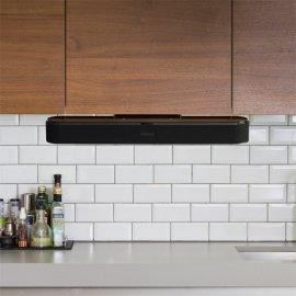 Flexson FLXBWM1021 Adjustable Wall Mount for Sonos Beam - Black