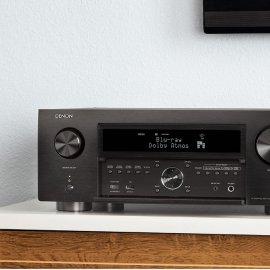 Denon AVCX6500H 11.2 Ch 4K AV Surround Amp with Amazon Alexa Voice Control Black